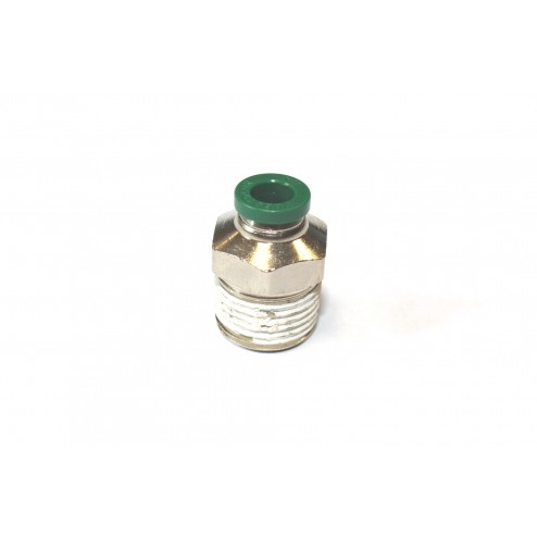 FITTING MALE CONNECTOR 1/4X3/8 NPT