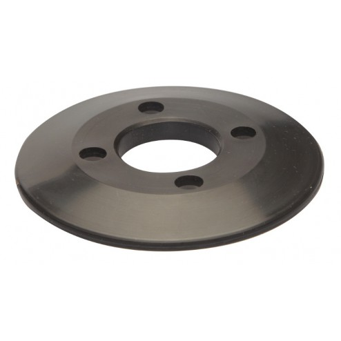 NYLON FLANGE (UPPER BALL WHEEL)