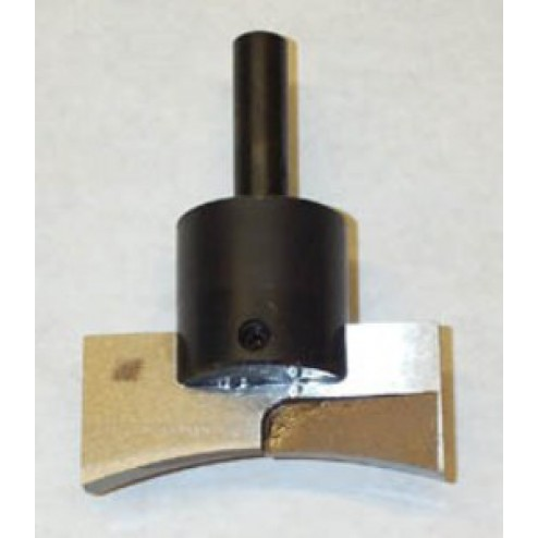 "PLUG TRIMMER - 1/2"" STRAIGHT SHANK 3"" (WIDE)"