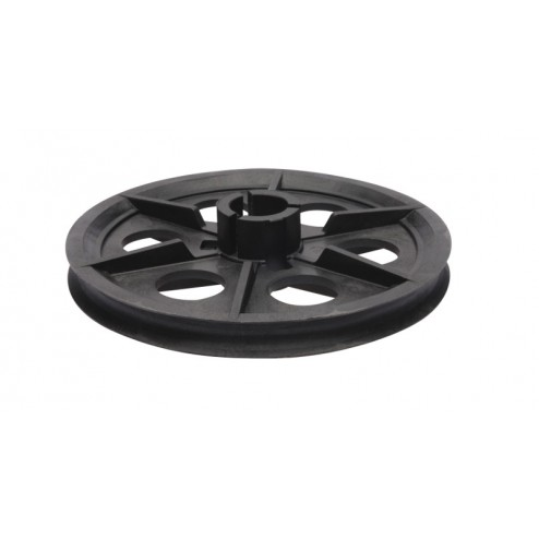 REAR DISTRIBUTOR SHAFT DRIVE PULLEY
