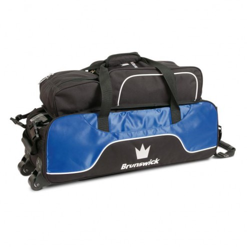 TOURNAMENT TRIPLE SLIM ROLLER ROYAL - with pouch