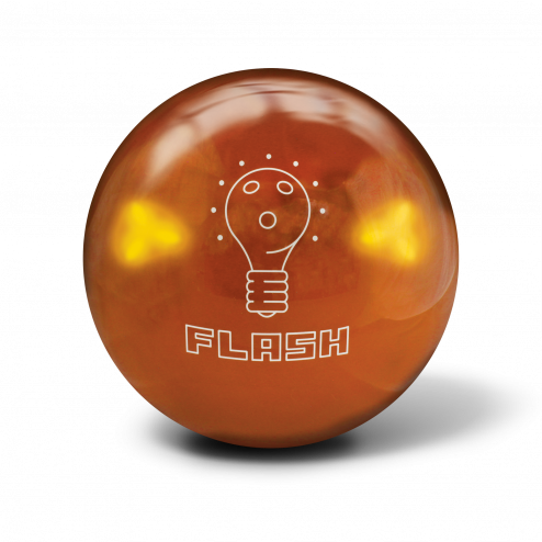 HOUSEBALL FLASH LED ORANGE - 12 LBS