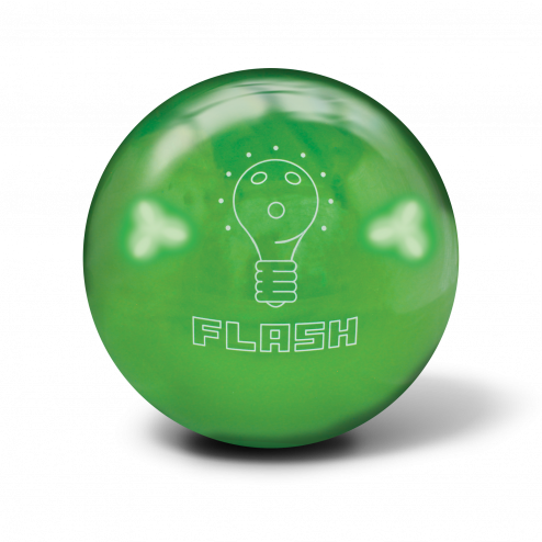 HOUSEBALL FLASH LED GREEN PEARL - 8 LBS