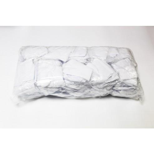 SOCK  (100 paar/paires) / WHITE