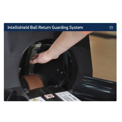 INTELLISHIELD BALL RETURN GUARDING SYSTEM