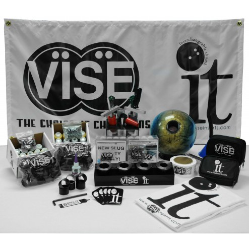 VISE IT STARTER PACKAGE - STRAIGHT SHANK