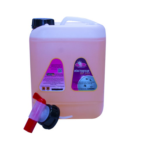 BALL CLEANER REACTIVATEUR - 5 liter - SP101