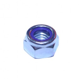 SELF LOCKING HEX NUT 12MM