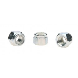 HEX NUT NYLOCK (3/8-16)