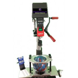 VERTEX PACKAGE BENCH DRILL PRESS WITH NEW STANDARD JIG, 50 HZ