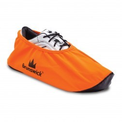 SHOE COVER (1 PAIR) NEON ORANGE