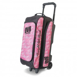 FREESTYLE TRIPLE ROLLER PINK - DV8