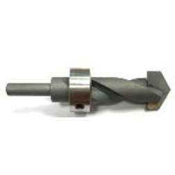 "TURBO DRILL BIT 1 1/2"" WITH AUTO DEPTH STOPPER"