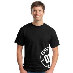 DV8 Shirt Cotton Black Men / PROMO