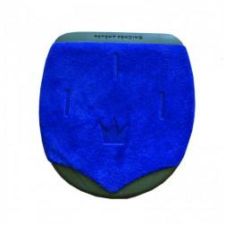 HEEL 7 BRUNSWICK - BLUE LEATHER