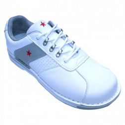Red Star Interchangeable White Linkshandig