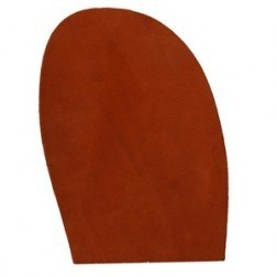 SOLE 2 RED STAR - BRICK COW SUEDE