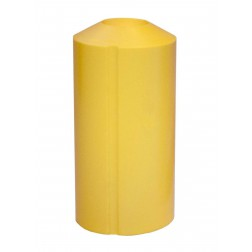 EASY 100% URETHANE THUMB SLUG YELLOW