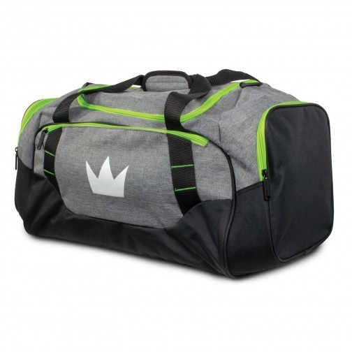 3ed75c4ad15 TOURING DUFFLE GREY/LIME