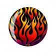 Viz-A-Ball Flame