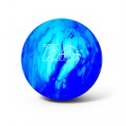 Brunswick TZone Caribbean Blue - Blacklight