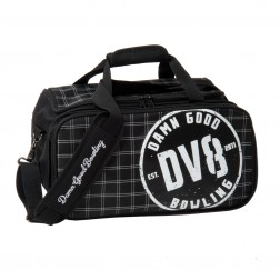DV8 DOUBLE TOTE BLACK