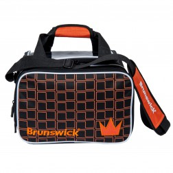 CROWN SINGLE BAG ORANGE