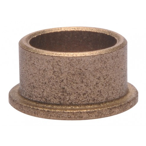 FLANGED OILITE BEARING