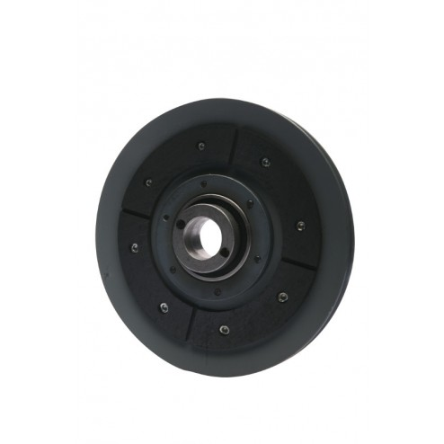 CLUTCH PULLEY ASSEMBLY