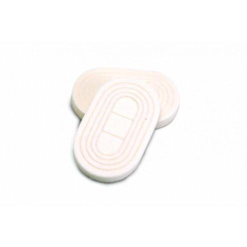 PLUG DAM - OVAAL (100 P) / FINGERS