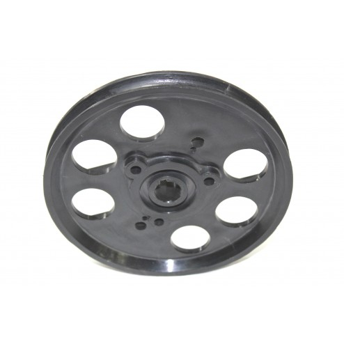 GROOVED PULLEY