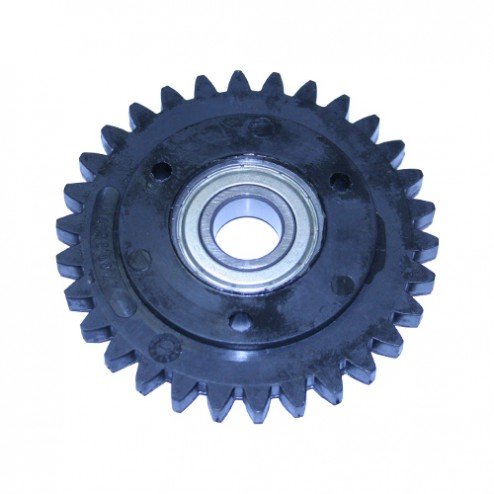 spur gear w/bearing