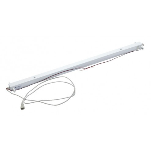 PIN LIGHT FIXTURE W/O TUBE (STNDRD)