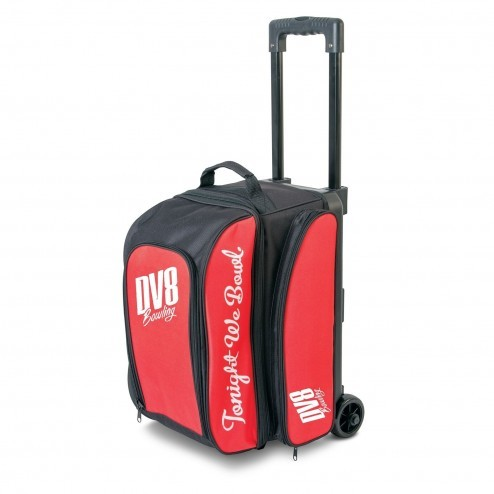 FREESTYLE DOUBLE ROLLER RED - DV8 / PROMOTION