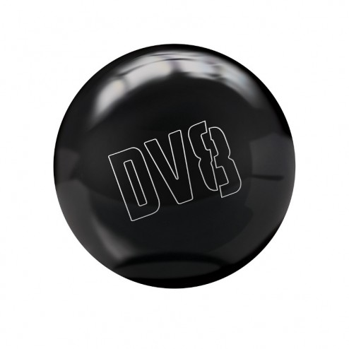 DV8 Polyester Just Black Front