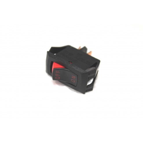Mill-Drill Rocker Switch (Vac, Lamp, Pump)