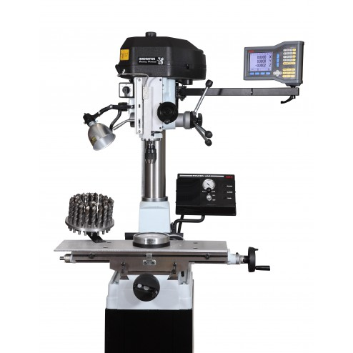 INNOVATIVE POWERVAC MILL DRILL PLUS -220 VOLT / 3 AXIS