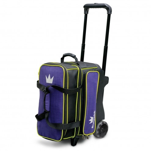 TOURNAMENT DELUXE DOUBLE ROLLER PURPLE/YELLOW / PROMOTION