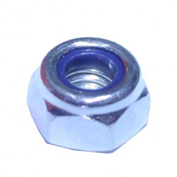 SELF LOCKING HEX NUT 6MM