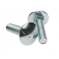 CARRIAGE BOLT(8MM X 30MM)