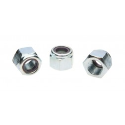 HEX NUT NYLOCK (1/2-20)