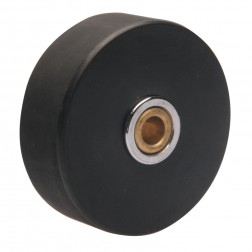 RUBBER DECK ROLLER ASSEMBLY