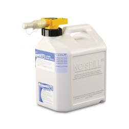NO SPILL MIXING VESSEL