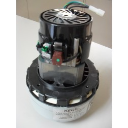 VACUUM MOTOR ASSEMBLY - 230V FOR STD / ELT / KK / KP