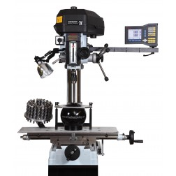 INNOVATIVE MILL DRILL PLUS PKG WITH NEW STANDARD JIG, 50 hz / 2-AXIS