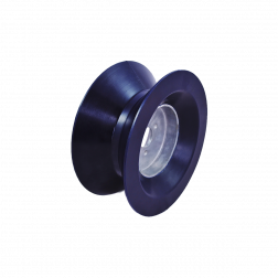 BLUE CHUNKY V-WHEEL - BALL RETURN AV