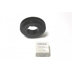 V-BELT PULLEY - 125MM (T-BAND)