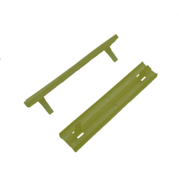AP DOUBLE DAMPER - STANDARD (package of 10)