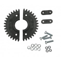 TWO PIECE SPUR GEAR / PROMO