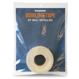 "INSERT TAPE 3/4"" - WHITE (250/ROLL)"